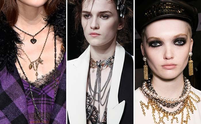 Τάσεις της μόδας: Κοσμήματα που θα φορεθούν το 2017
