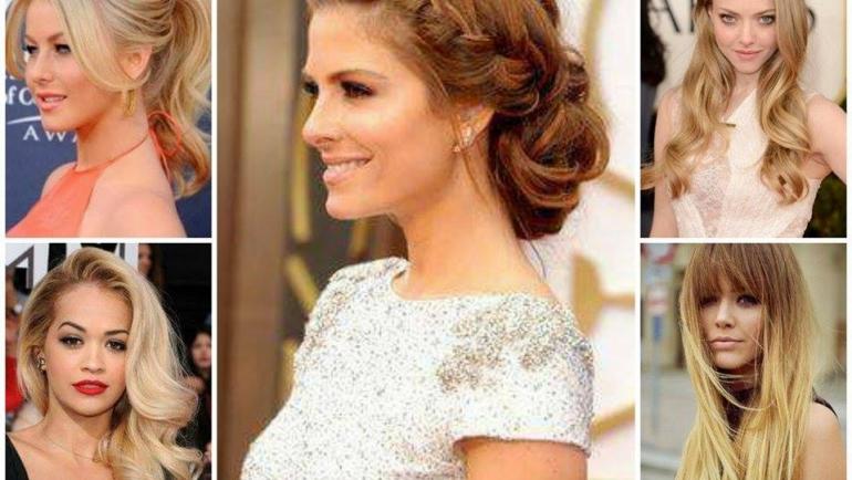 4 + 1 προτάσεις για εντυπωσιακά μαλλιά, τα Χριστούγεννα !!!
