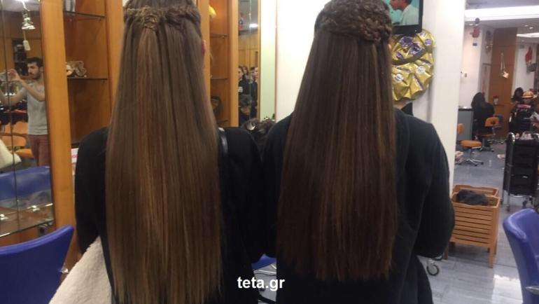Πλεξούδες στα μαλλιά Vol2