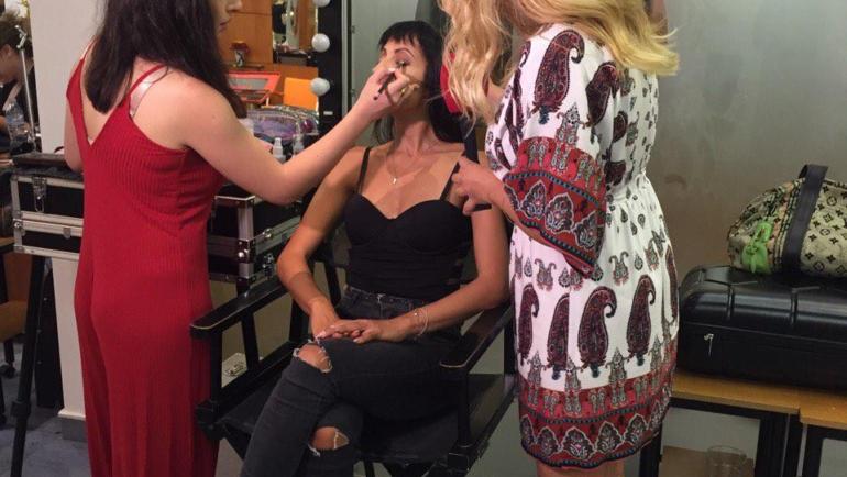 3ο makeover: Backstage&final photos&videos!