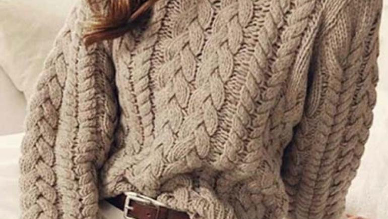 Φθινόπωρο/Χειμώνας 2017 – 2018. Θα φορεθεί ή όχι φέτος το πουλόβερ;