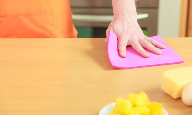 Το βετέξ έχει περισσότερα βακτήρια απ΄όσα νομίζετε. Πώς να το καθαρίσετε!