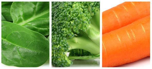 Τροφές που ωφελούν τους πνεύμονες