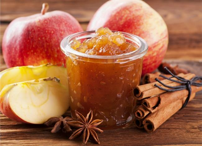 Σπιτική μαρμελάδα μήλο, ιδανική για… λιγούρες