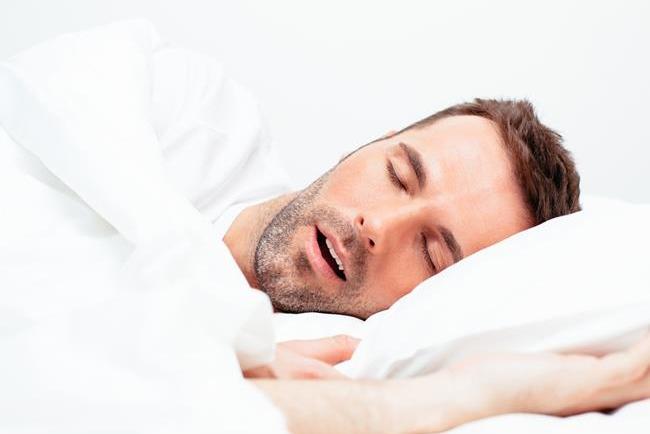 Κοιμάστε με ανοιχτό το στόμα; Σταματήστε το!