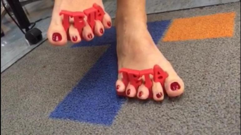Αντιμετωπίστε τους μύκητες των ποδιών με φυσικούς τρόπους (ΒΙΝΤΕΟ)