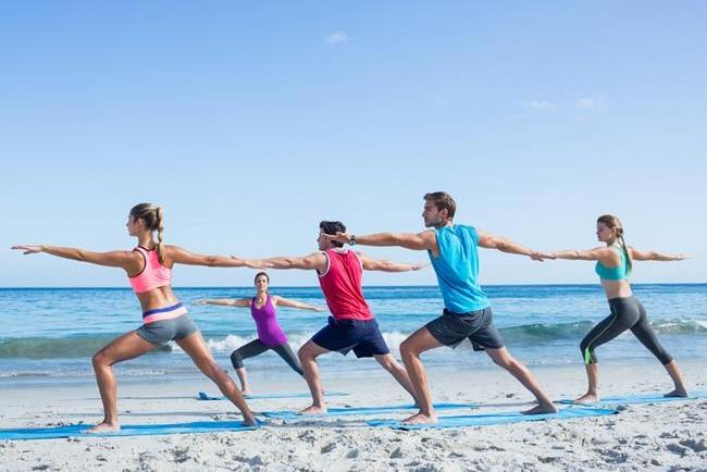 Οι top ασκήσεις της παραλίας!
