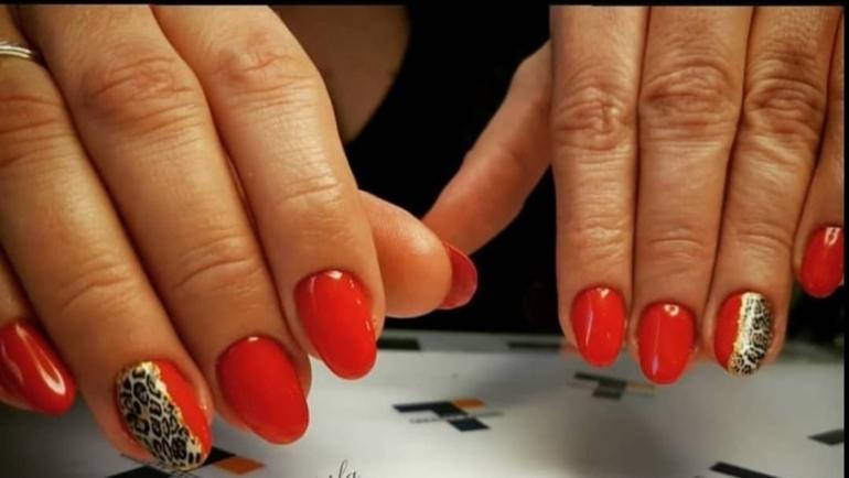 Τα Teta Beauty Salon προτείνουν λεοπάρ νύχια για φέτος τον χειμώνα