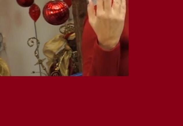 Ιδέες και προτάσεις για Χριστουγεννιάτικα νύχια