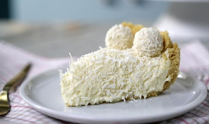 «Χιονισμένο» cheesecake!