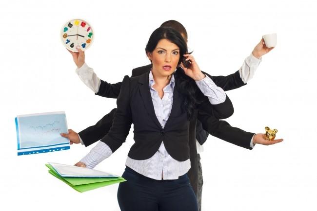 Το μεγαλύτερο πρόβλημα που αντιμετωπίζουν οι γυναίκες που εργάζονται πολλές ώρες