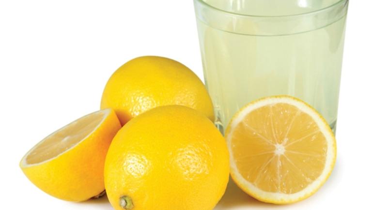 Face Scrub με φυσικό χυμό λεμονιού!