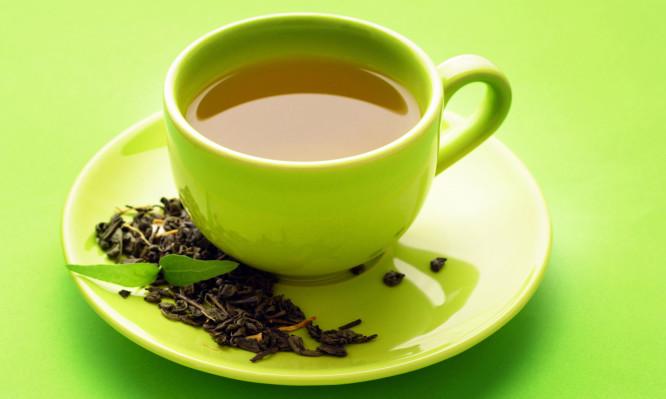 Πράσινο τσάι και αδυνάτισμα