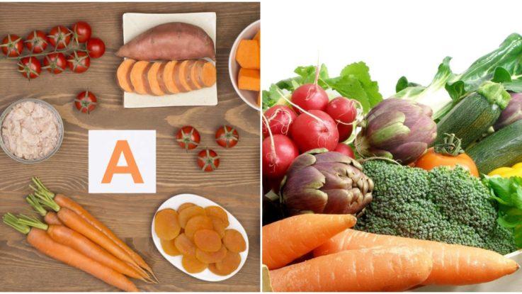 Αυτές είναι οι τροφές που είναι πλούσιες σε βιταμίνη Α