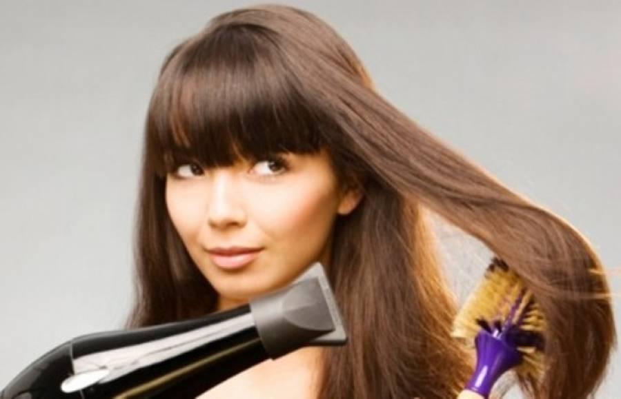 Συσκευές μαλλιών με υψηλή θερμοκρασία μπορούν να…