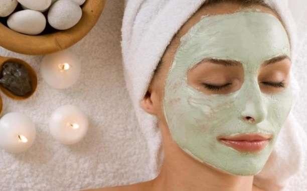 Μάσκα αργίλου για βαθύ καθαρισμό