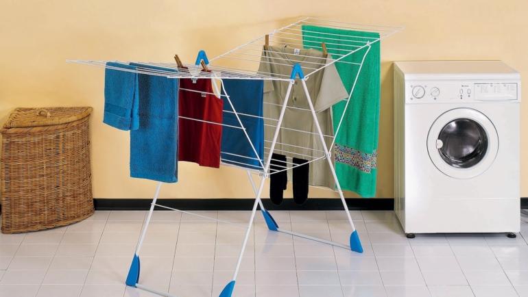 Στέγνωμα ρούχων; Ποτέ μέσα στο σπίτι