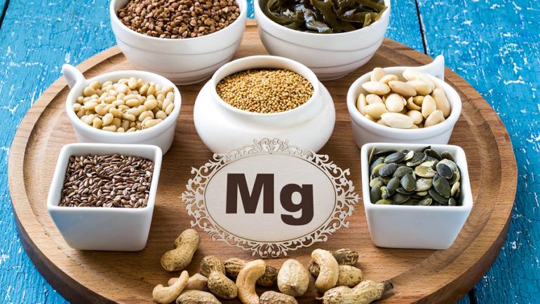 Έλλειψη μαγνησίου; Τροφές πλούσιες σε μαγνήσιο!