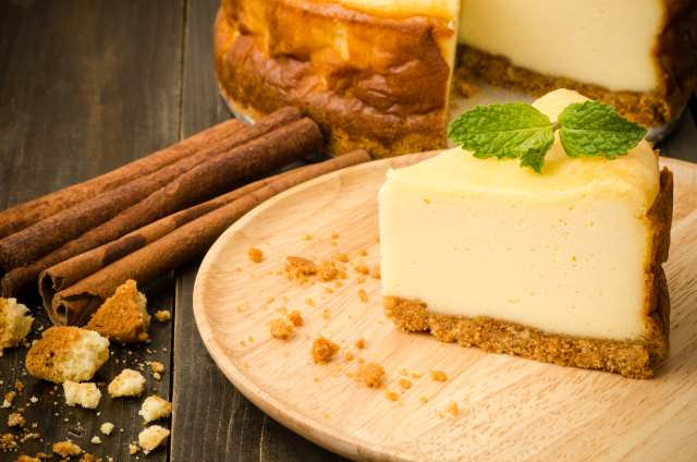 New York cheesecake: Το αυθεντικό