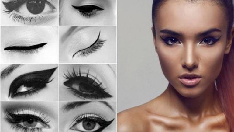 Eyeliner για όλα τα σχήματα ματιών!