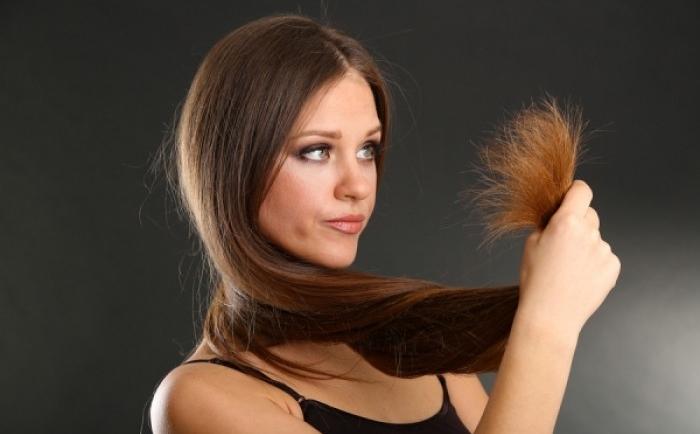 Μάσκα μαλλιών για καταπολέμηση της ψαλίδας