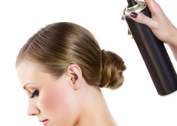 Φτιάξε τη δική σου λακ μαλλιών