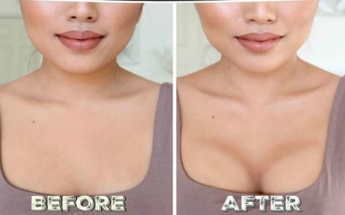 Beauty Trick: Έτσι θα φαίνεται το στήθος σας μεγαλύτερο!