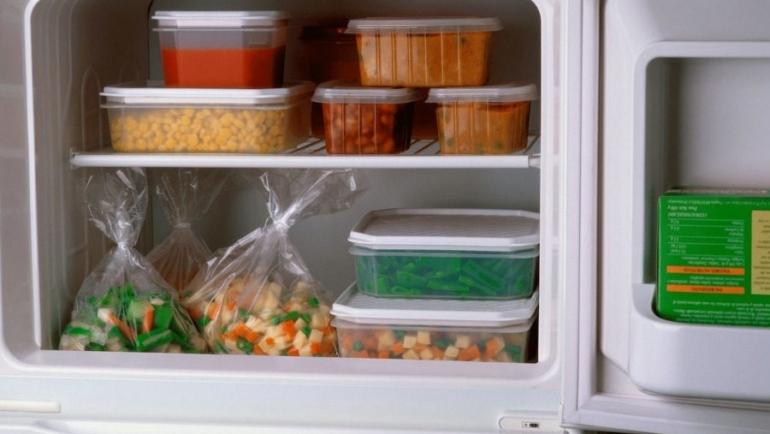 Αυτές είναι οι 3 τροφές που συντηρούνται άψογα στην κατάψυξη