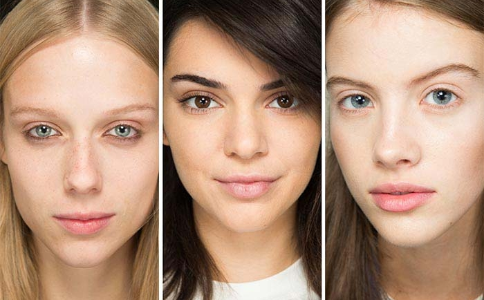 Μακιγιάζ… no makeup