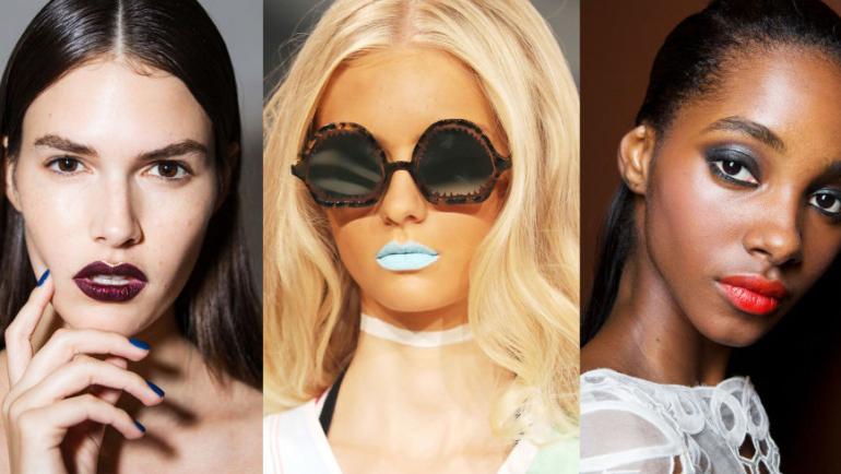 Μακιγιάζ Άνοιξη 2017 σύμφωνα με όσα είδαμε στο fashion week της Νέας Υόρκης