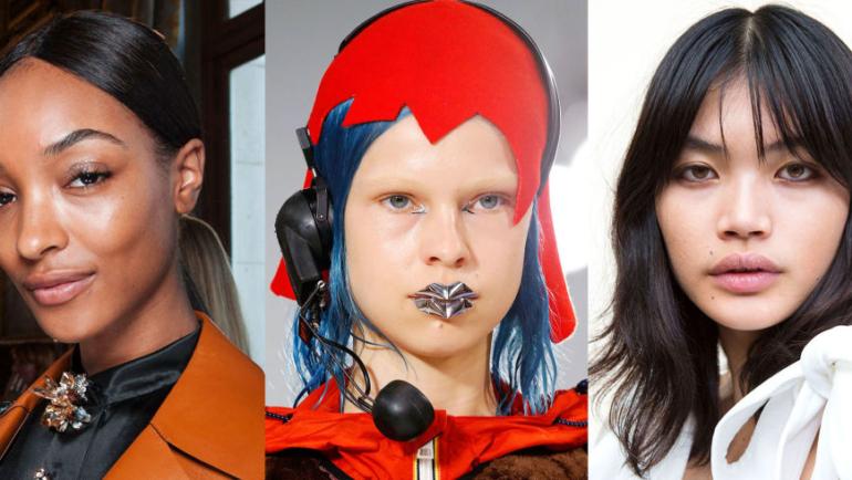 Άνοιξη-καλοκαίρι 2017: Τα καλύτερα beauty looks που είδαμε στην εβδομάδα μόδας στο Παρίσι