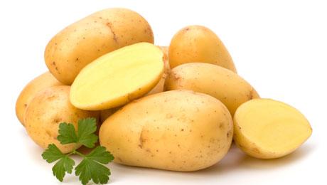 Πατάτα για λεύκανση του δέρματος