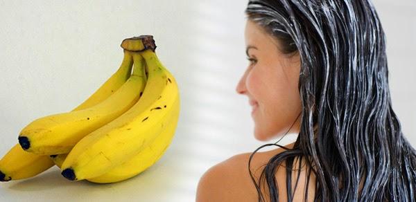 Μάσκα μαλλιών με μπανάνα!
