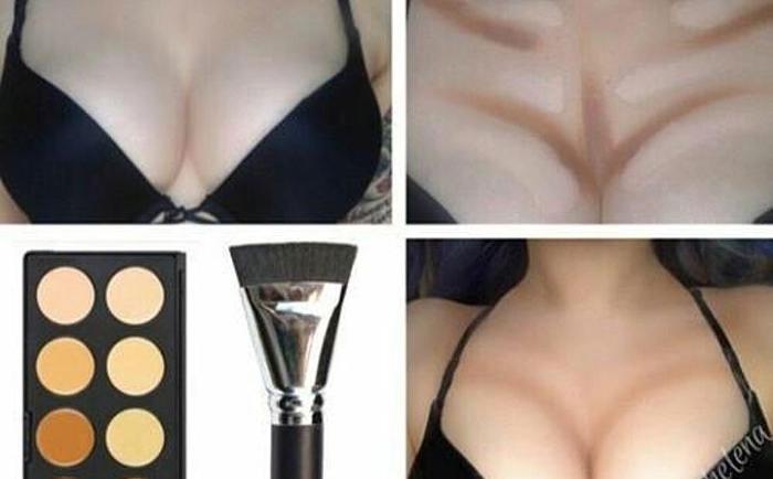 Κάντε το στήθος σας να φαίνεται μεγαλύτερο πανεύκολα!