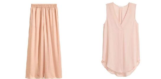 To nude pink θα φορεθεί πολύ φέτος