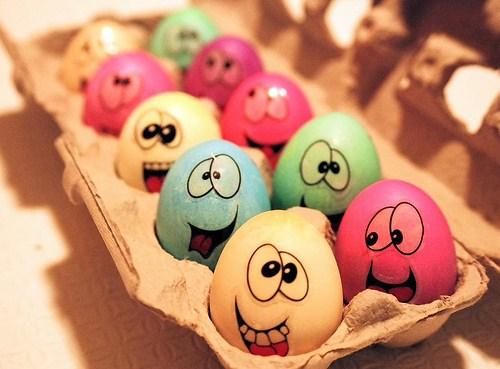 Μέχρι πόσα αυγά κάνει να φάτε το Πάσχα;