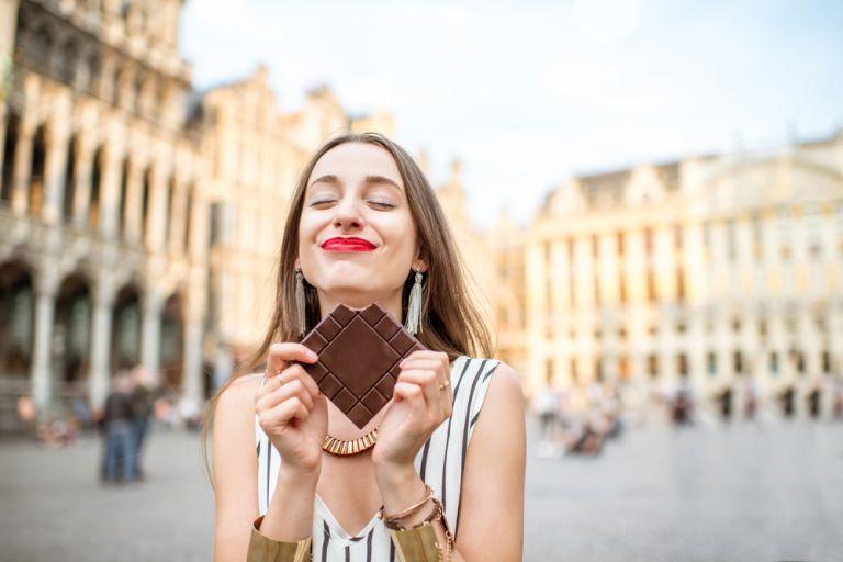 Λίγη μαύρη σοκολάτα βελτιώνει την πίεση σε ένα μόλις μήνα