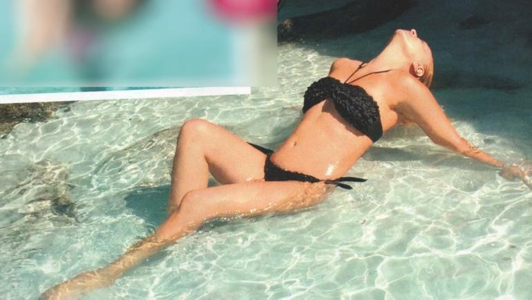 Όμορφη και ασφαλής στην παραλία! Άρθρο της Τέτας Καμπουρέλη στο περιοδικό ok!