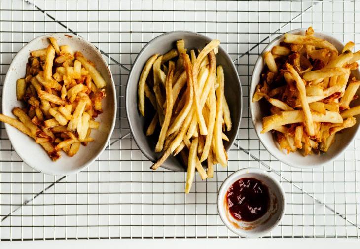 Υγιεινές τηγανητές πατάτες; Γίνεται, αν το κάνετε με τον σωστό τρόπο
