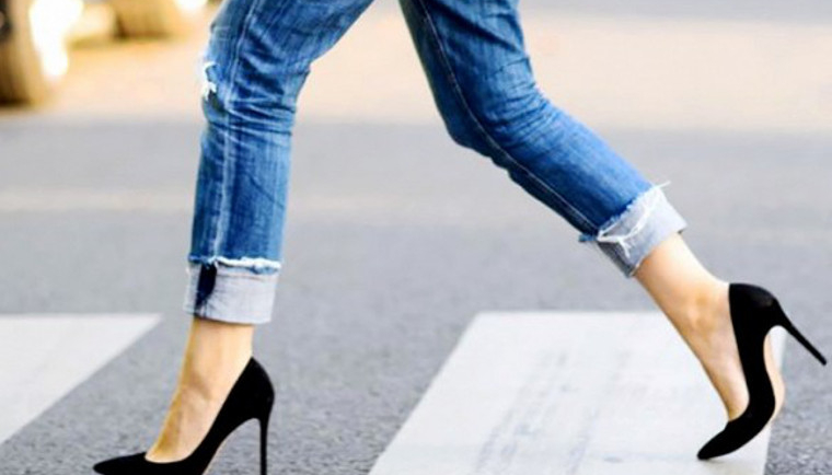 Συμβουλές για να δείχνετε πιο αδύνατη φορώντας παντελόνι τζιν