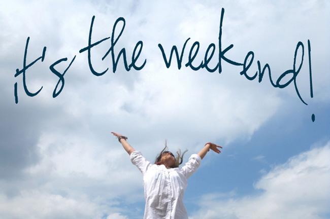 Κάνε το Σαββατοκύριακο σου να κρατάει περισσότερο!