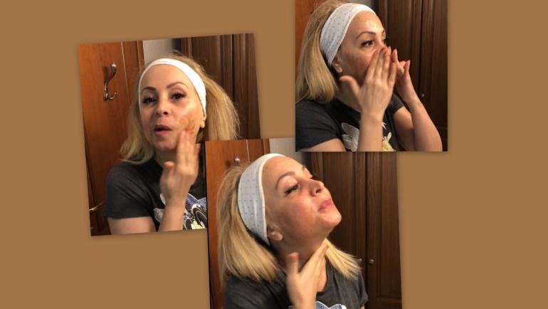 Πήλινγκ προσώπου – Πώς να το κάνεις σωστά  (Video)