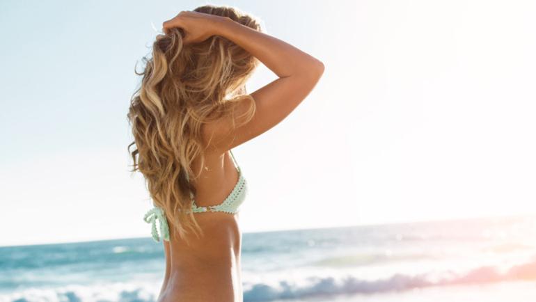 Σπιτικό αντιηλιακό μαλλιών