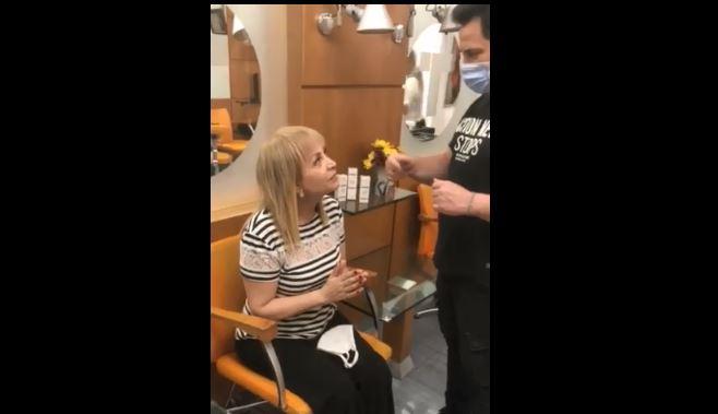 Αποτρίχωση με κλωστή στο πρόσωπο – Δείτε πώς γίνεται! (Video)