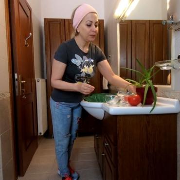 Κρεμομάσκα προσώπου με φυσική αλόη (Video)